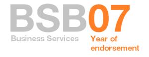 BSB Training Package Code