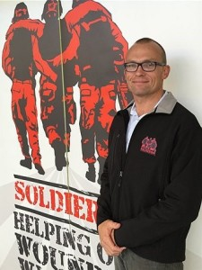 Scope Training providing support for Soldier on