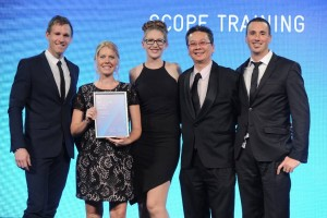 Telstra Business Awards 2015